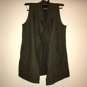Eileen Fisher | The Essential Fall Wool Vest